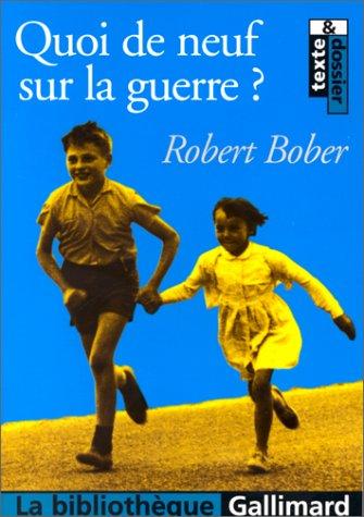 Quoi De Neuf Sur La Guerre [Pdf/ePub] eBook