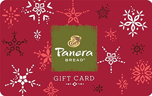 $50 GC from Panera Bread, JCPenney, Applebees, or Express
