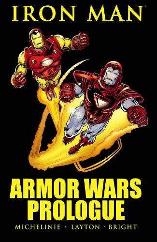Iron Man: Armor Wars Prologue (Marvel Premiere Classic) (Best Sci Fi Armor)