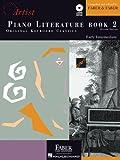 Piano Literature - Book 2: Developing Artist Original Keyboard Classics