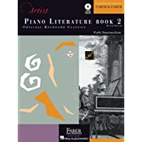 Piano Literature Book 2: Original Keyboard Classics: Noten, Sammelband, CD für Klavier