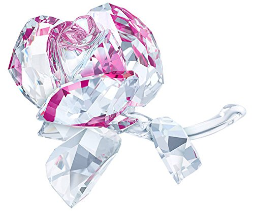 Swarovski Crystal Blossoming Rose Figurine 5248878