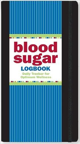 blood sugar logbook glycemic glucose tracker claudine gandolfi