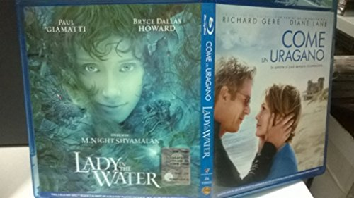 come un uragano / lady in the water -blu-ray blu_ray Italian Import