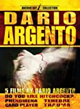 Dario Argento Box Set (Do You Like Hitchcock? / Phenomena / Tenebre / Card Player / Trauma)