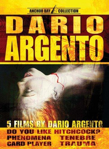 Dario Argento Box Set by STARZ/SPHE