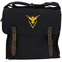 Pokemon TEAM INSTINCT Heavyweight Canvas Medic Shoulder Bag