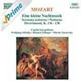 "Divertimento in D major, K. 136, ""Salzburg Symphony No. 1"": III. Presto"