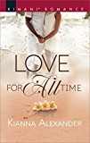 Love for All Time (Sapphire Shores)