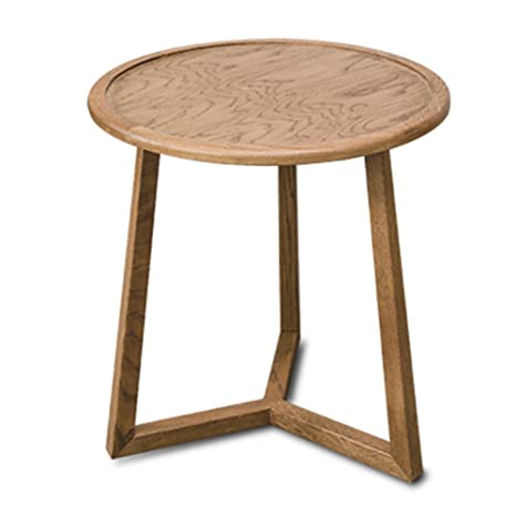 Amazon.com: Tingting Mesa auxiliar de mesa, mesita de noche ...