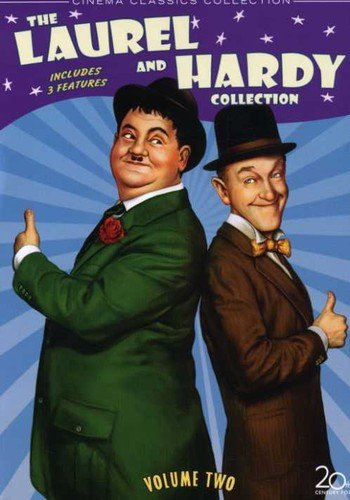 Laurel and Hardy Collection, Vol. 2 (A Haunting we Will Go / Dancing Masters / Bullfighters)