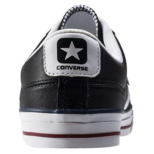 Converse Sp Core Lea Ox 289160-61-81 - Zapatillas para hombre Negro
