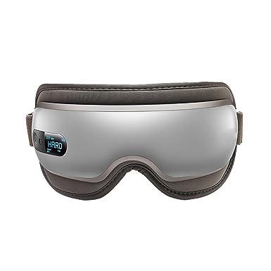CamKing - Masajeador de ojos mediante presión de aire, con ...