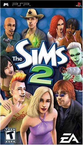 The Sims 2 - Sony PSP