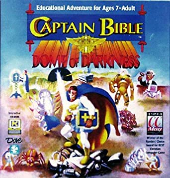 Captain Bible: Dome of Darkness