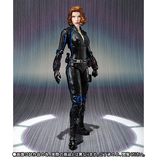 Bandai S.H.Figuarts Avengers Age of Ultron - Black Widow