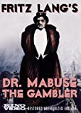 Dr. Mabuse, The Gambler [Import]