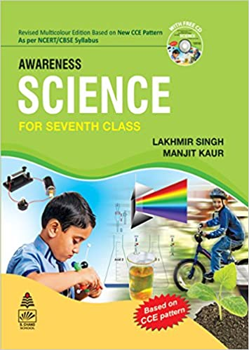 Science Book For Class 7