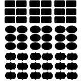 AxeSickle 108PCS Chalkboard Stickes Small