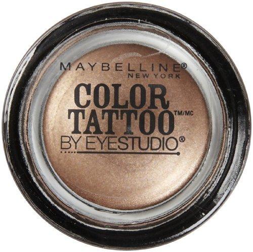 Myb Eyeshadw Es Tattoo Br Size .14 Maybelline Eye Studio Color Tattoo: Bad To The Bronze by Maybelline New York