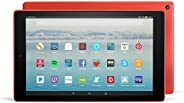 "Certified Refurbished Fire HD 10 Tablet with Alexa Hands-Free, 10.1"" 1080p Full HD Display, 64 GB, Punch"