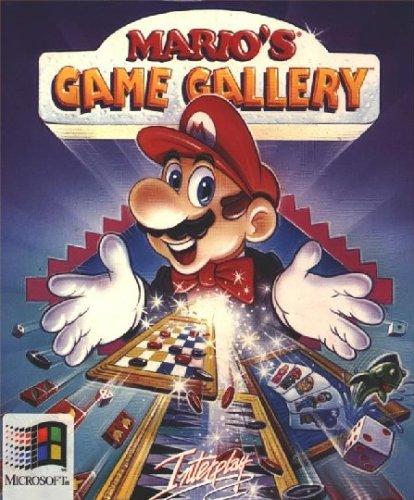 Amazon Com Mario S Game Gallery Video Games
