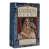 The Goddess Deck & Tarot Book Set