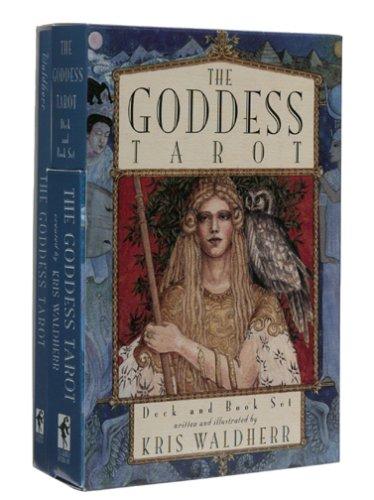 The Goddess Deck /& Tarot Book Set