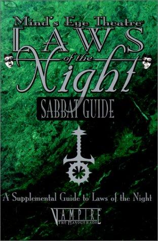 Download *OP MET Sabbat Guide (Mind's Eye Theatre) pdf epub