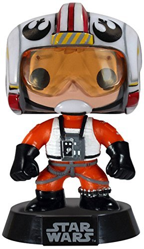 [Star Wars POP! Vinyl Bobble-Head Luke Skywalker (X-Wing Pilot) 9 cm] (Vinyl Rock Star Costumes)