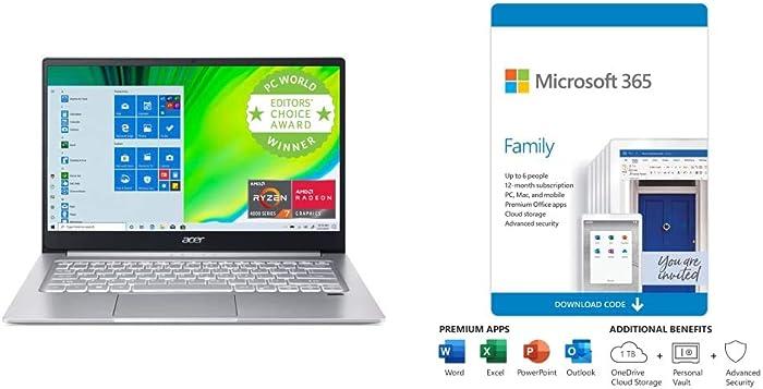 The Best Acer Swift 3 Sf31452g842k