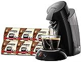 keurig water filters necessary SENSEO Original Coffee Maker XL, Coffee Machine for Senseo Pods, 2018 Edition + Senseo Coffee Pods, Medium Roast, 18 Count (Pack of 6)