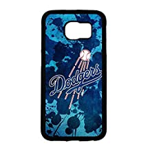 Spistyler, Samsung Galaxy S6 Case Los Angeles Dodgers Cool Design Thin Cover