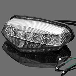 Led Brake Lights Motorcycle
