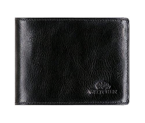 Cuir Orientation 1 21 Cm Wittchen 1 Couleur Italy Collection Grain 9 Matériel De Taille Noir 12 X Horizontalement Portefeuille 046 wxIxq7Sp