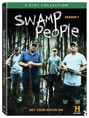 Swamp People: Season 7 [DVD] by Lionsgate