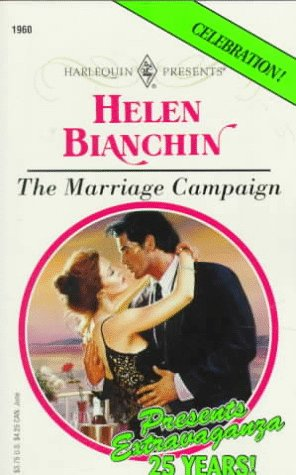 book cover of The Marriage Campaign