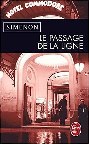 Le passage de la ligne (French Edition)