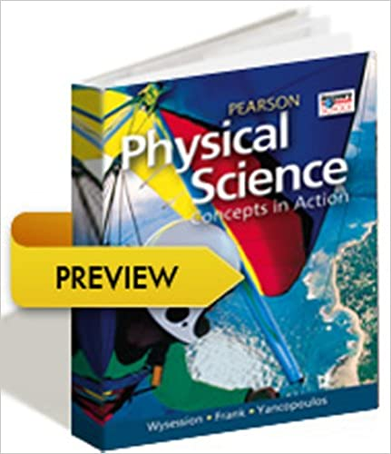 Printables Prentice Hall Physical Science Concepts In Action Worksheets amazon com high school physical science 2011 earth and space student edition hardcover grade 910 0th by prentice hall