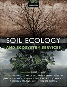 Soil Ecology And Ecosystem Services por Diana H. Wall epub