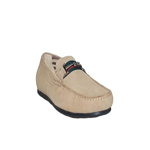 NORTHWIND - Zapato CKAKOY Nautico 3325 Zapatos Mocasines Piel Hombre Beige Casual Confort Modernos Baratos: Amazon.es: Zapatos y complementos