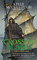 Crossed Blades (A Fallen Blade Novel Book 3)