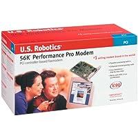 U.S. Robotics 56K V90 PCI Performance Pro Faxmodem Dos/NT/Linux
