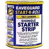Henry Start-A-Roll Shingle Starter Strip 7.5 X 33.3 ' by Henry