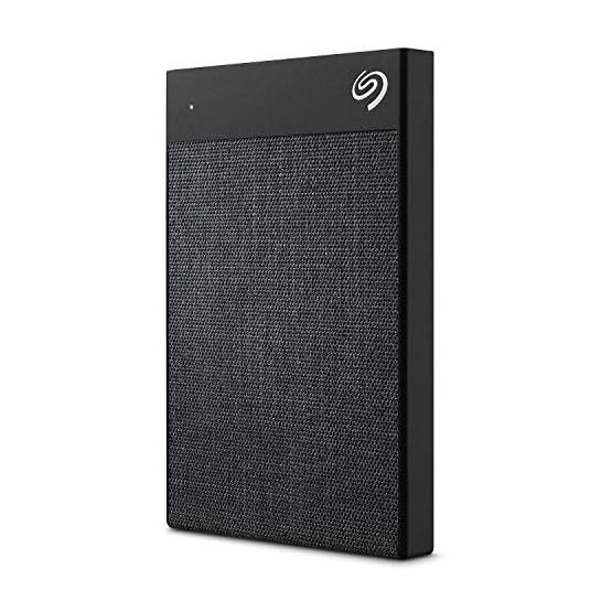 Seagate Backup Plus Ultra Touch 2TB External Hard Drive Portable HDD – Black USB-C USB 3.0, 1yr Mylio Create, 2 months… 51BNGILnnFL. SS555
