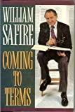 Coming to Terms, William Safire, 0385413009