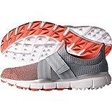 adidas Women's Climacool Knit Golf Shoe, Light Onix, 8 M US
