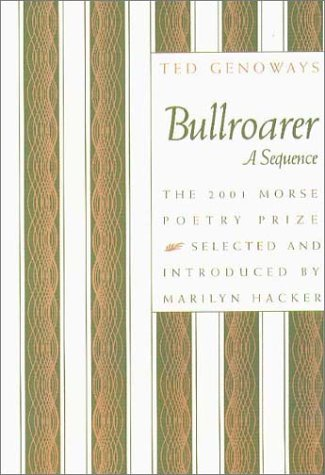 Bullroarer: A Sequence (Samuel French Morse Poetry Prize) pdf epub