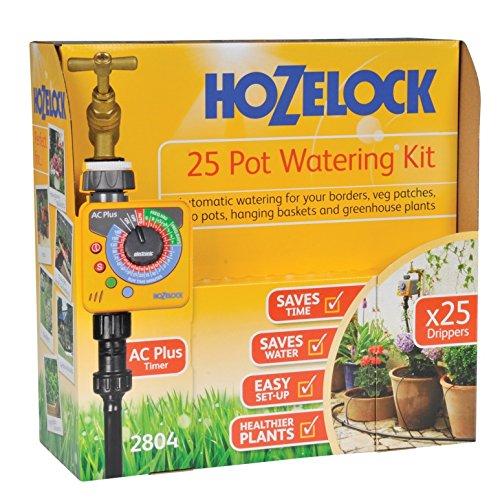 Hozelock Automatische Bewässerung Kit 25 Pot