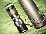 Vivitar Tele Zoom Lens 1:3.8 85-205 mm Auto Focus